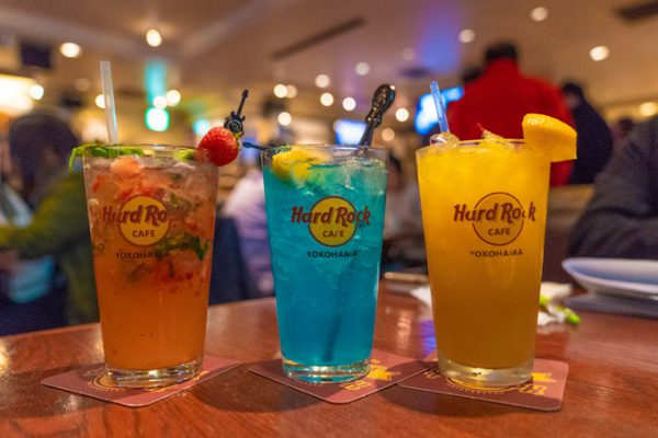 16 Hard rock cafe