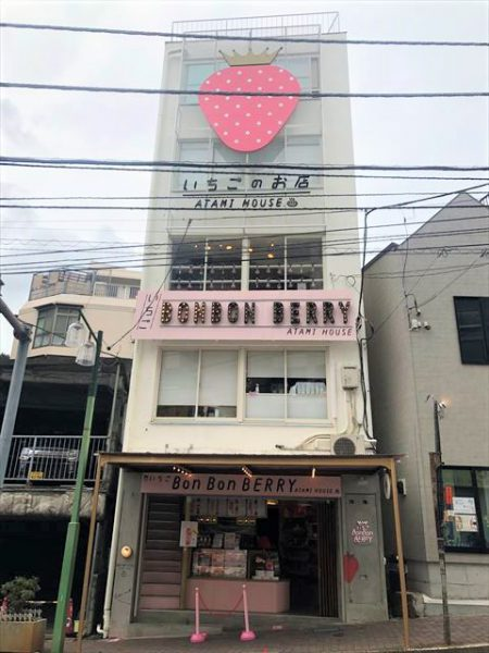 草莓Bon Bon BERRY ATAMI HOUSE.